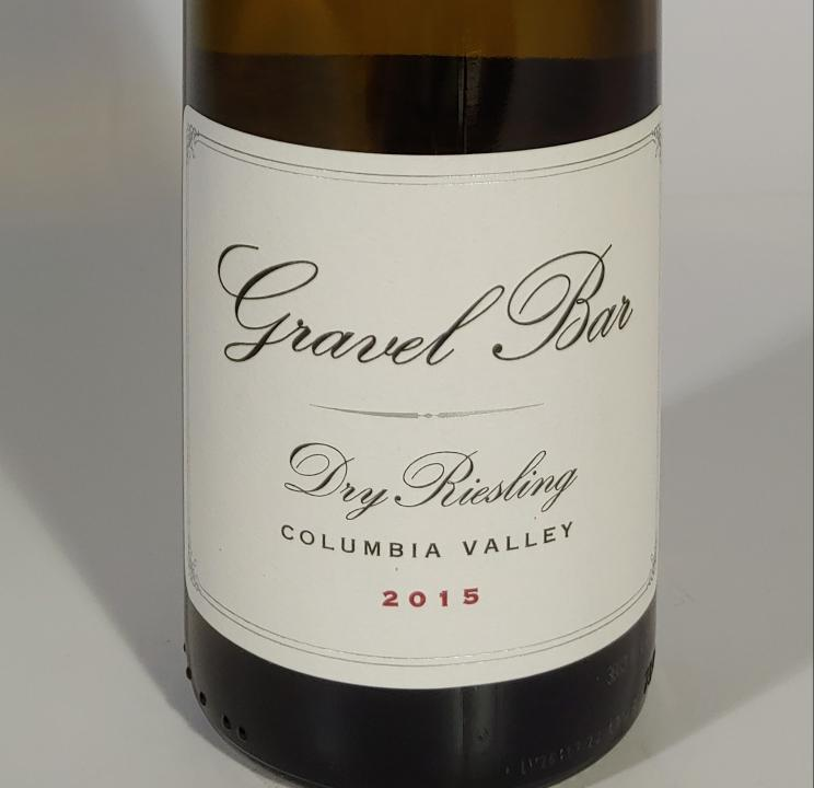 Gravel Bar Riesling Columbia Valley