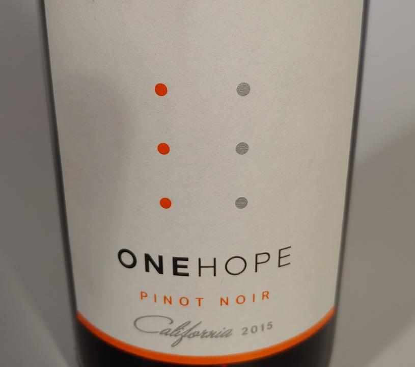 Onehope Pinot Noir Californis For Paws