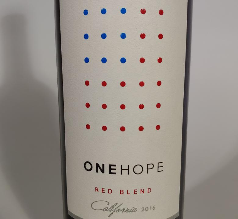 Onehope Red Blend California