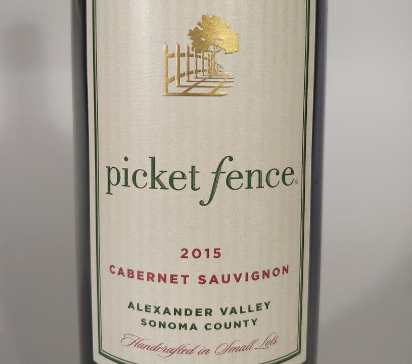 Picket Fence Cabernet Sauvignon Alexander Valley