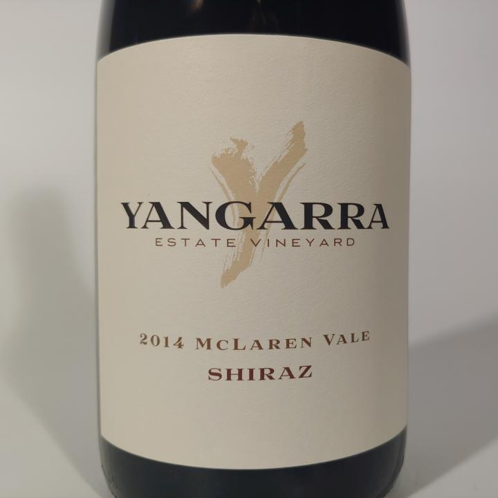 Yangarra Estate McLaren Vale Shiraz